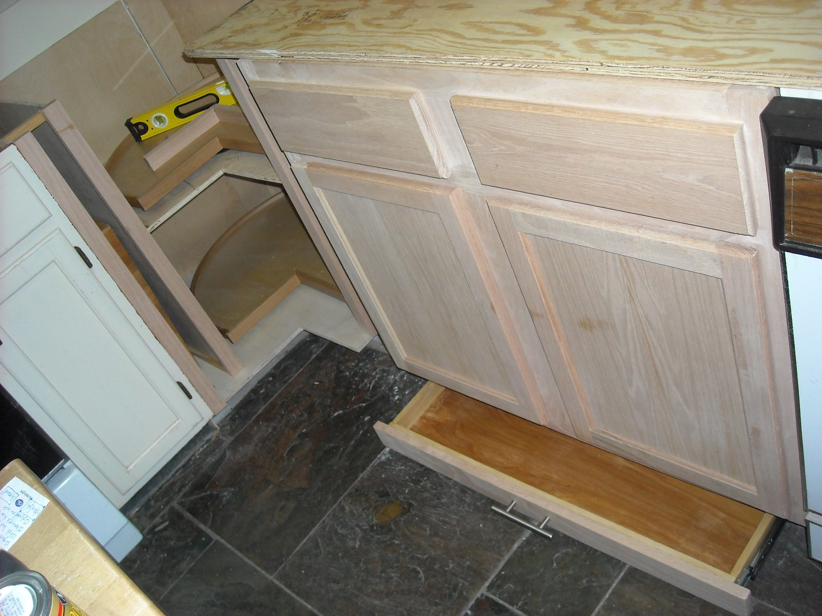 How To Remove Kitchen Countertops Lazy Susan