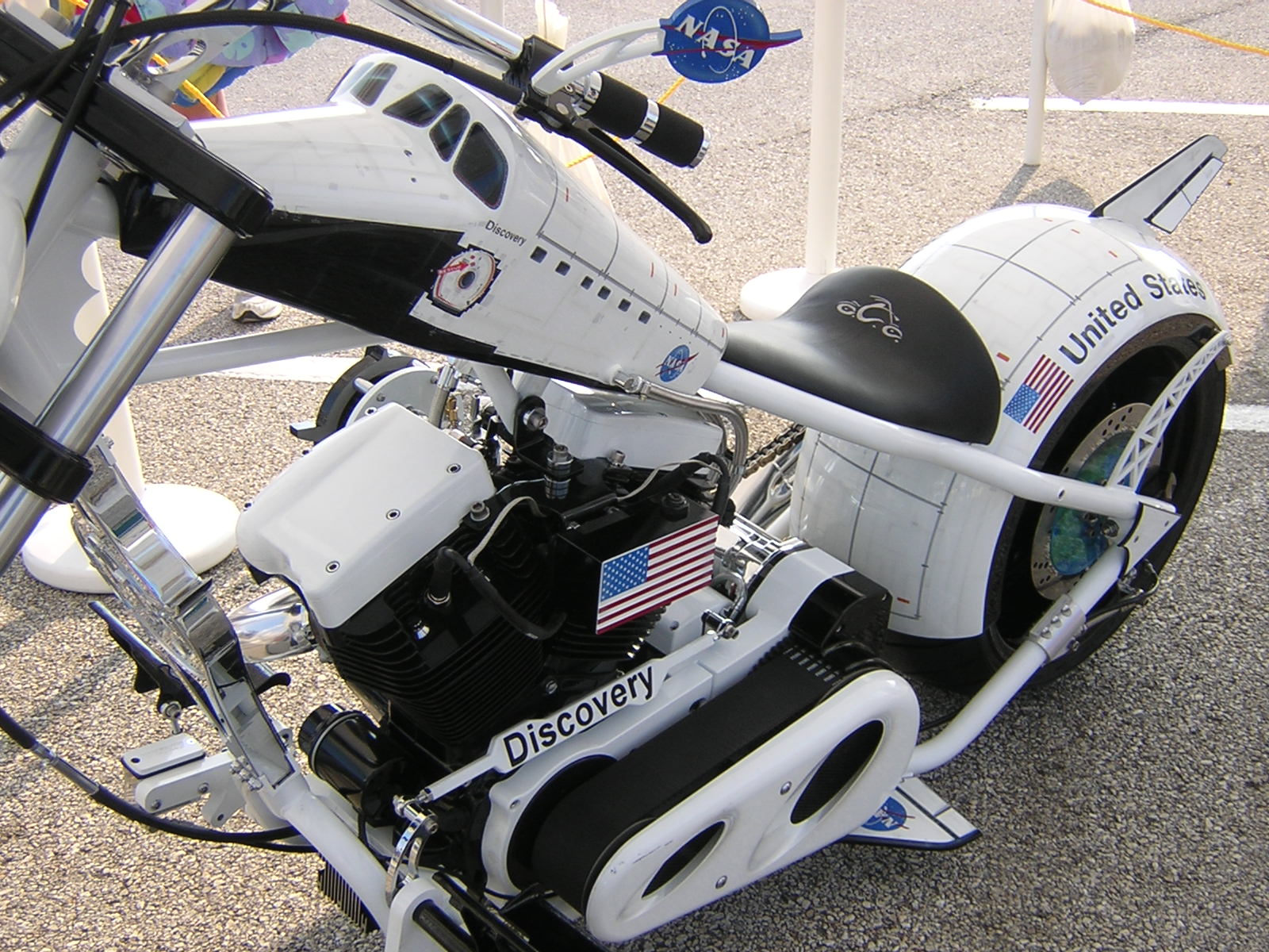 space shuttle bike occ - photo #19