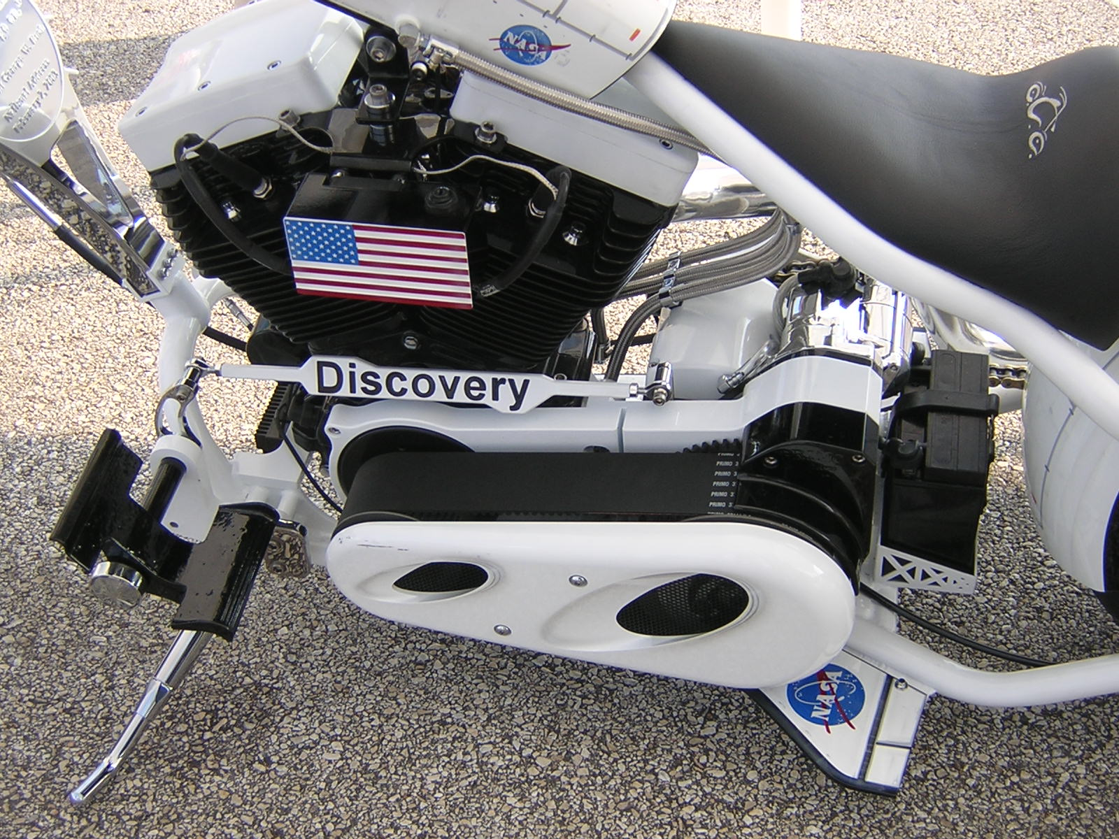 space shuttle bike occ - photo #26