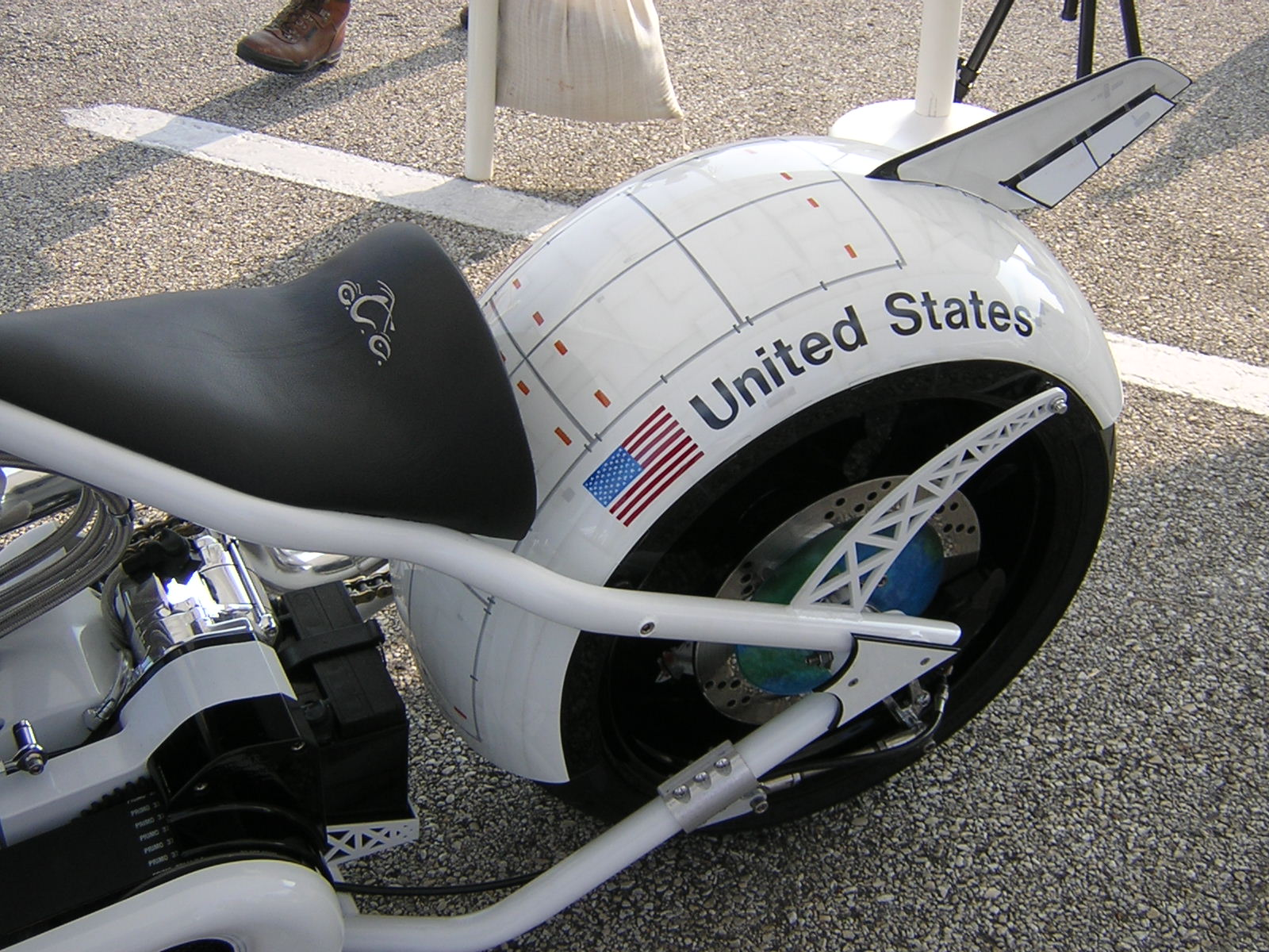 space shuttle bike occ - photo #4