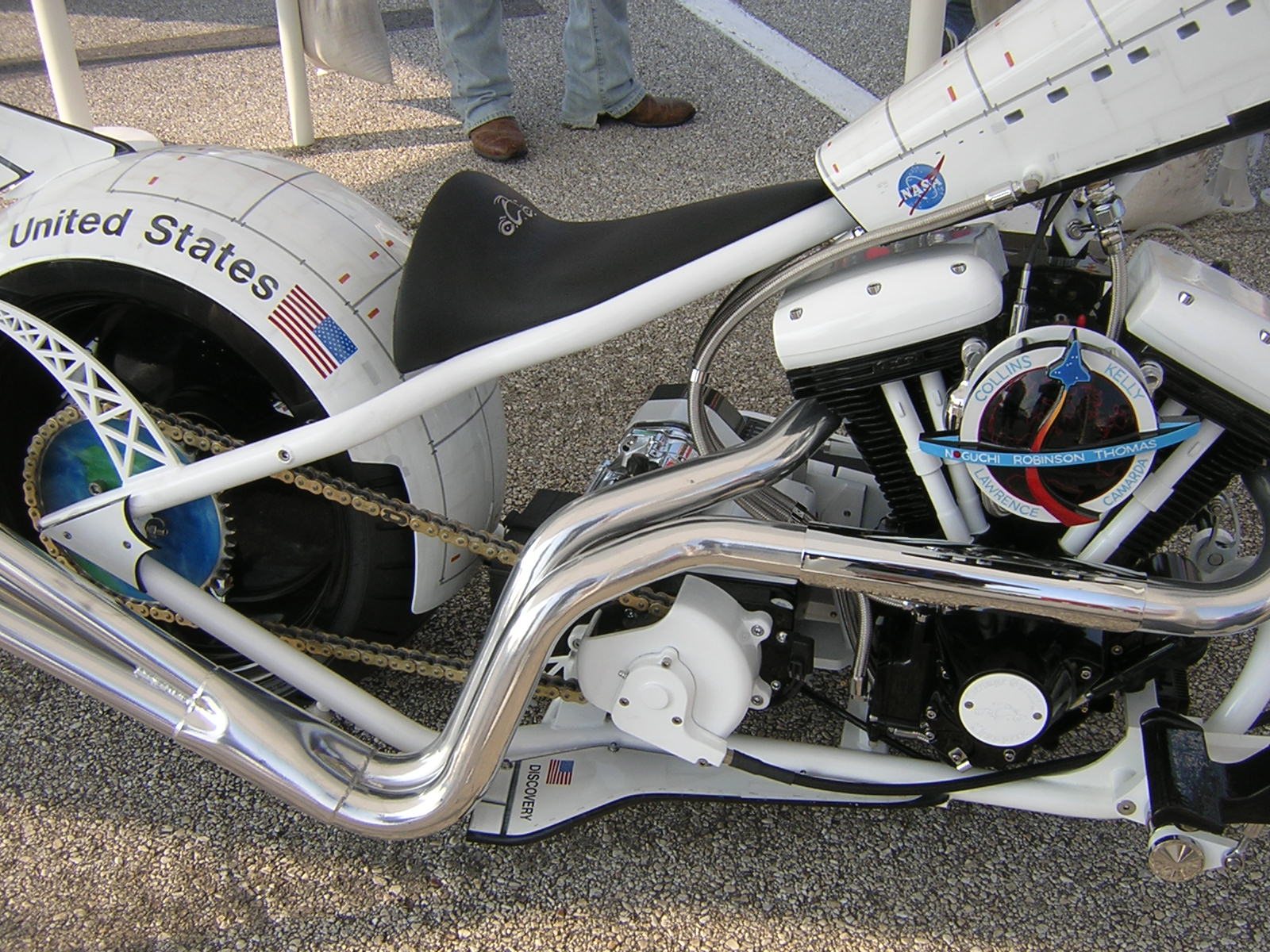 space shuttle bike occ - photo #8