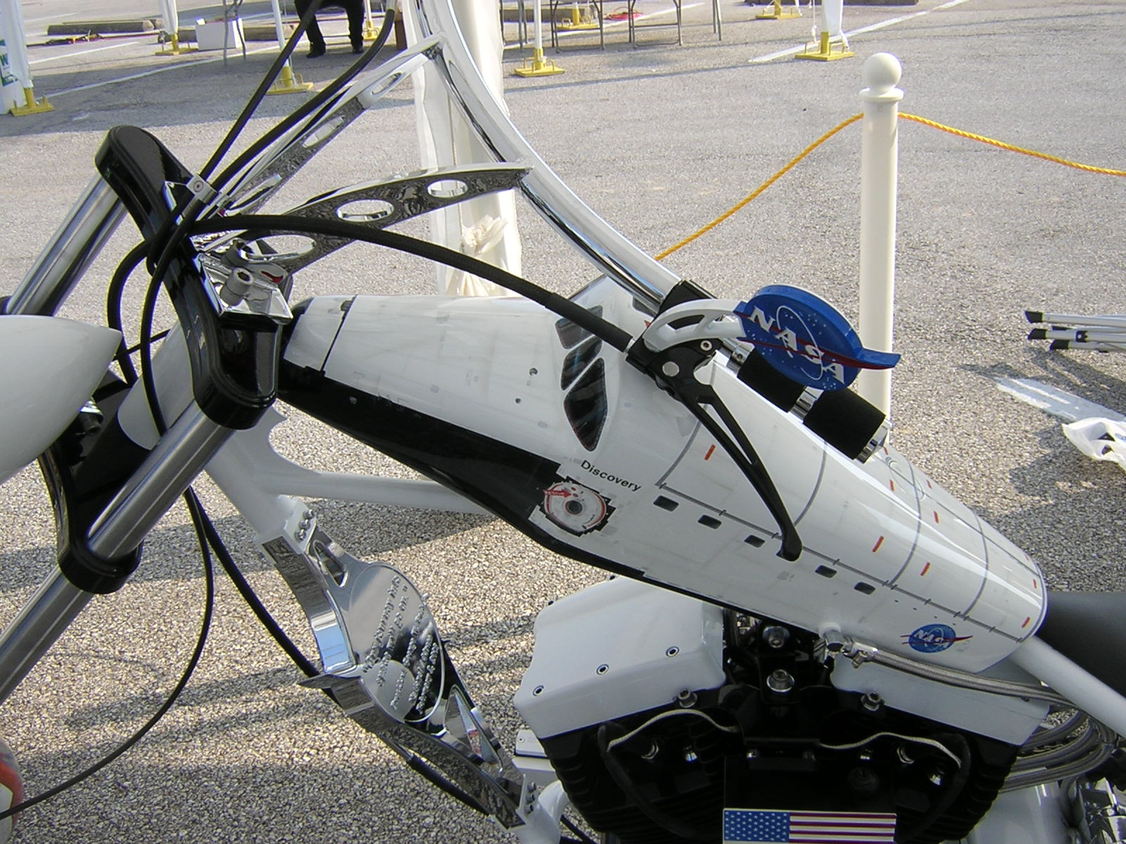 space shuttle bike occ - photo #10