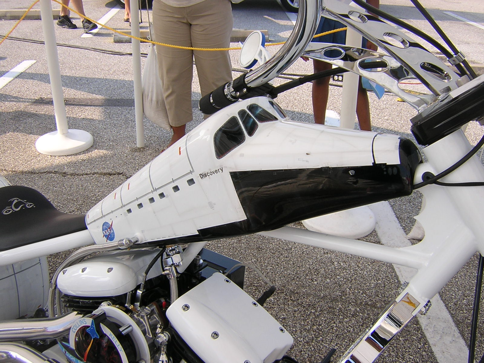 space shuttle bike occ - photo #42