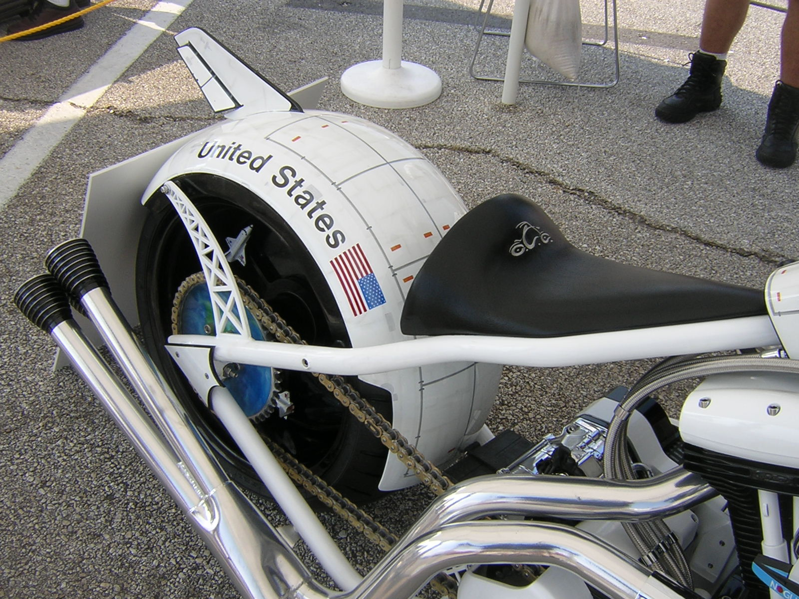 space shuttle bike occ - photo #12