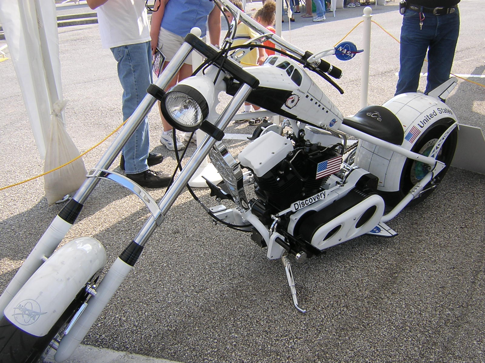 space shuttle bike occ - photo #7